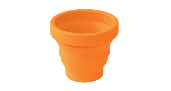 Vaso Sea to Summit X-Shot naranja